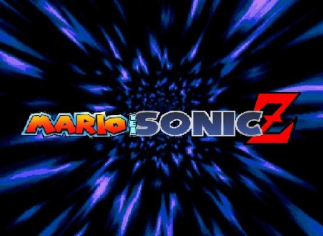 Mario and Sonic Z!!!!!!!