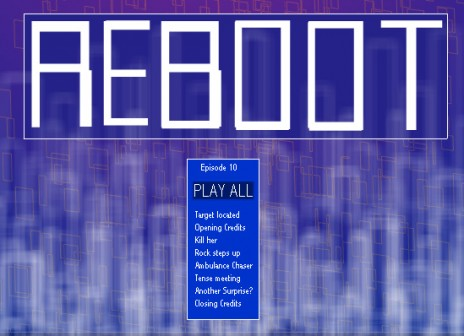 Reboot 10 started