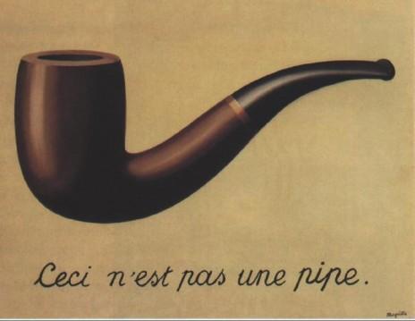 Magritte-esque or not Magritte-esque?