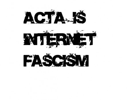 ACTA, the internet needs saving from it