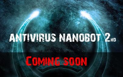 AntiVirus Nanobot 2 HD will be released soon