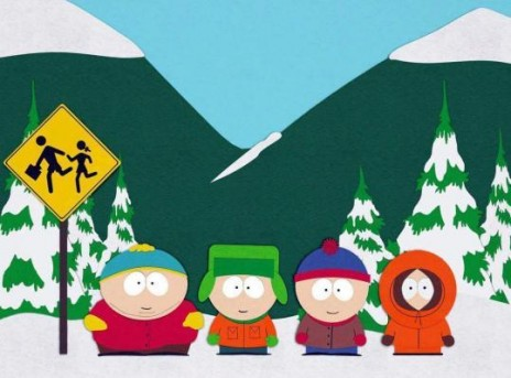 I want my South Park!