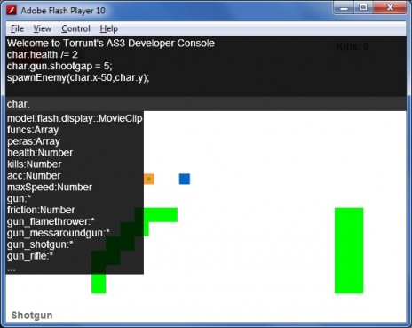 [RELEASE] AS3 Developer Console Class