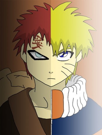 Another Naruto fan-art