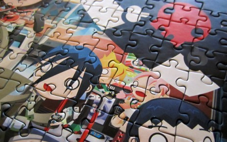 New jigsaw puzzle available