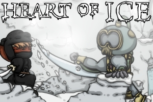 Heart of Ice;  Now with medals!