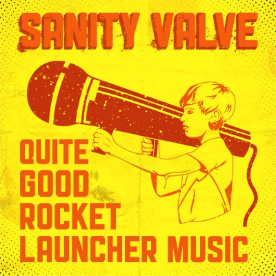QUITE GOOD ROCKET LAUNCHER MUSIC