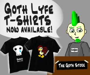 Goth Lyfe T-Shirts!