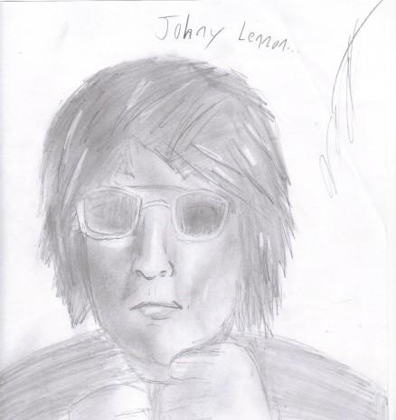 i dun drew john lennon