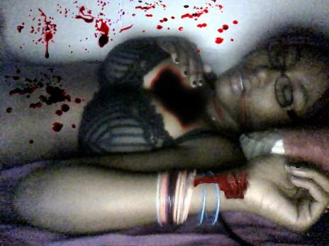 Halloween Suicide