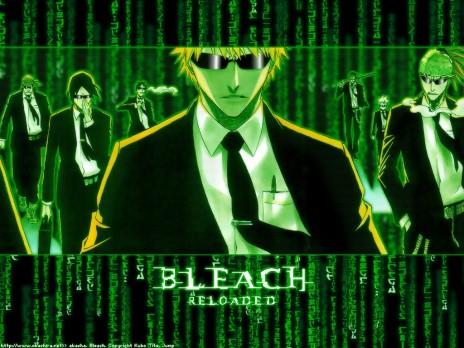 Bleach untitled series