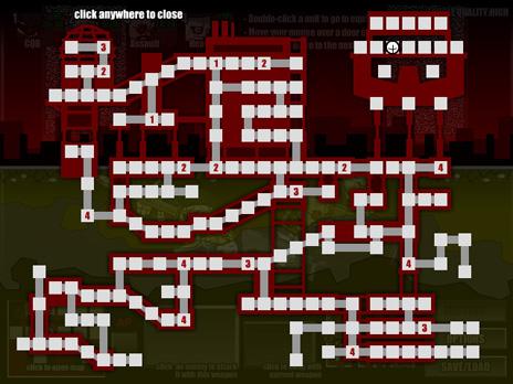Madness Retaliation *SPOILER ALERT - Complete Map*