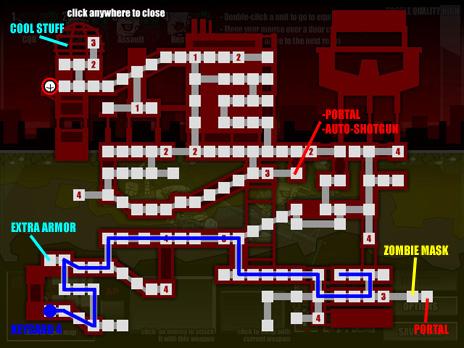 Madness Retaliation *Keycard 4 Guide*