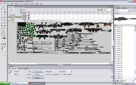 Another Screenshot of CSM4