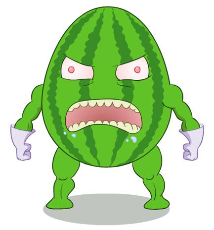 Ragemelon series pitch