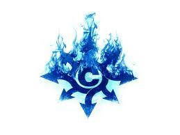 Blue Burning Copyright