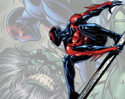 More Spider-Man 2099 the Webseries News!!