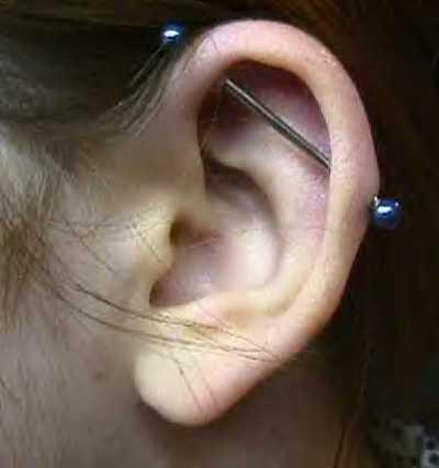 ear piercings x)