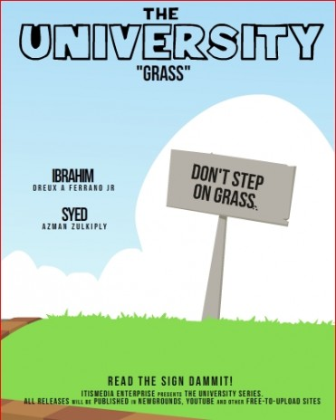 The University : Grass Released