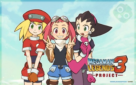 MegaMan Legends 3, and music!