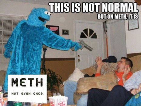 Guess what cookie monster did..