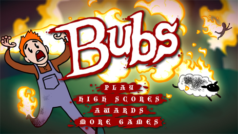 NEW GAME INFO: BUBS!