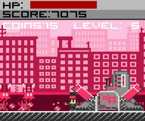FlashPunk Games Competition Entry