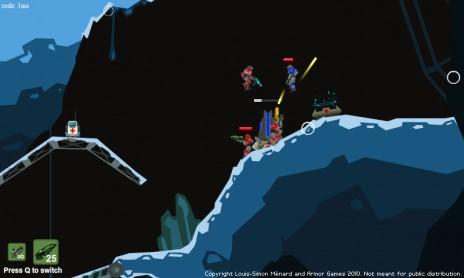 New screenshots of my game