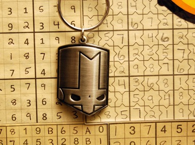 Knight Keychain for sale