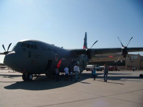C-130u Super Hercules