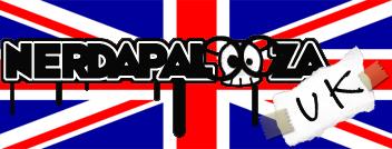 Nerdapalooza UK!