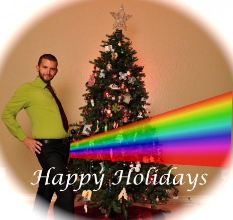 Merry Christmas/Kwanzaa/Hanuka/etc.