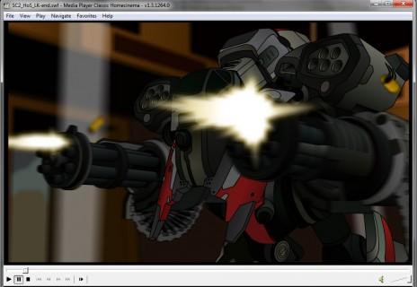StarCraft2: HoS LKE Viking