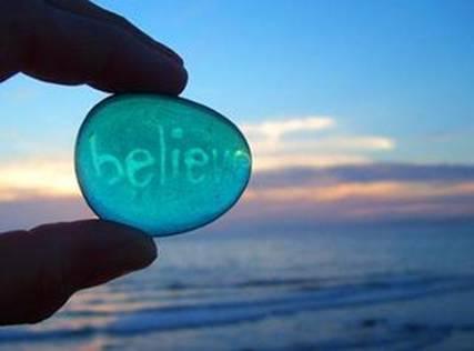 believe..............