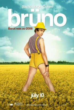 I have watched BRUNO