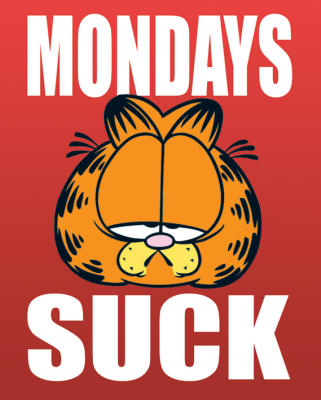 Monday being sucky again?