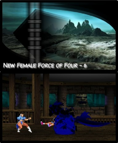 New Female Force of Four ep 6