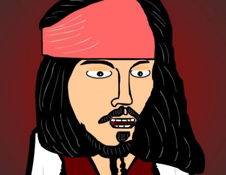 PIRATE ANIMATION IS UP - CHECK IT OUT !