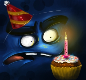 It's my birthday again!