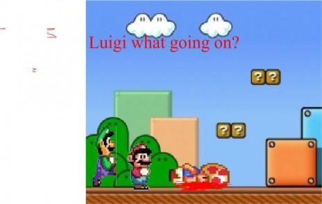 Mario's adventure serie!