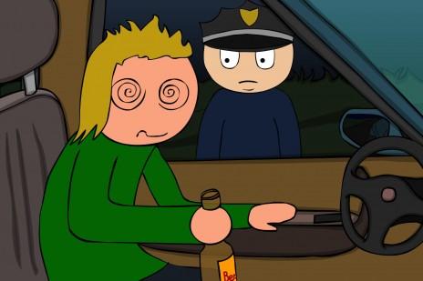 New Animation: Genius Cop!