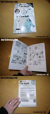 My Comic Book is ready!!