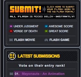 Mayonauts Flash