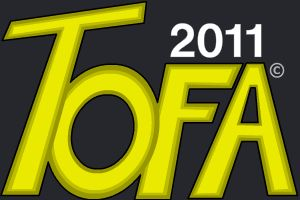 TOFA 2011 is LIVE!