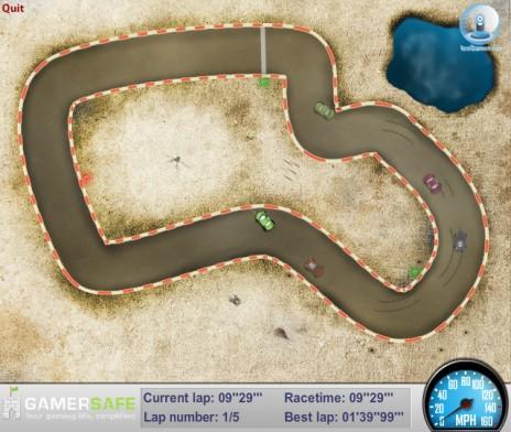 Cool Racing 2 - NewGrounds Challenge