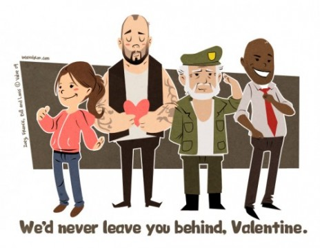 Level Up 11 and Happy San Valentine's Day!
