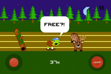 Hurdle Turtle iOS Free For A Day Contest!