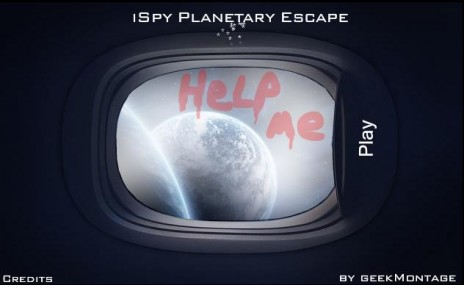 iSpy Planetary Escape