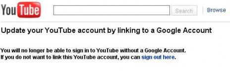 Again, Youtube