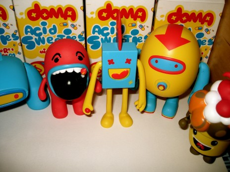 Doma acid sweeties